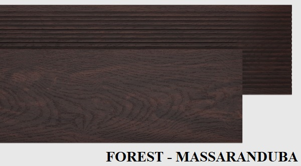 FOREST-MASSARANDUBA