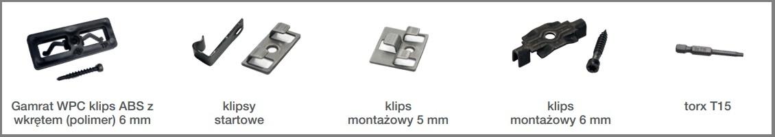 KLIPSY TORX