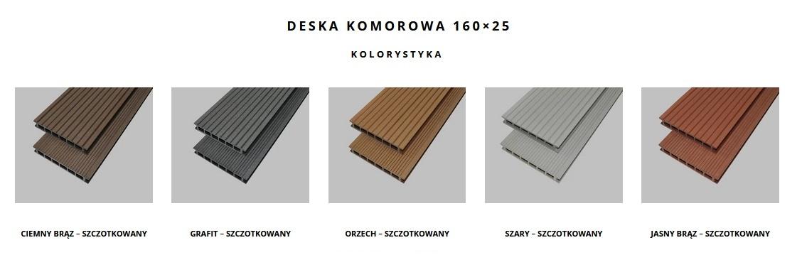 KOLORYSTYKA-DESKA KOMOROWA