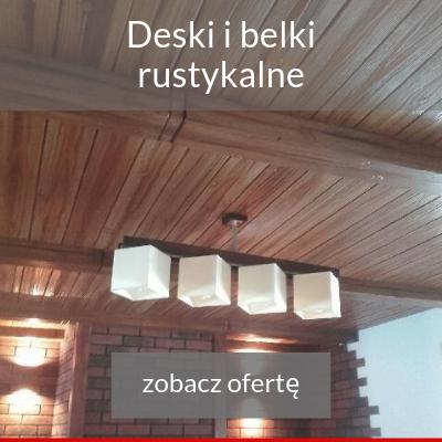Deski i belki rustykalne 2